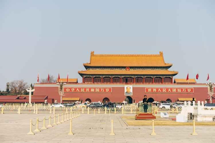 Photo de Markus Winkler sur Pexels.com - Place Tiananmen - République Populaire de Chine