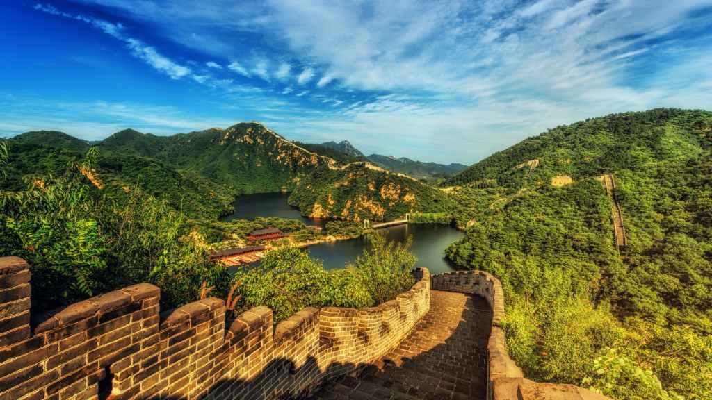 Photo de Johannes Plenio sur Pexels.com - La Grande Muraille - République Populaire de Chine